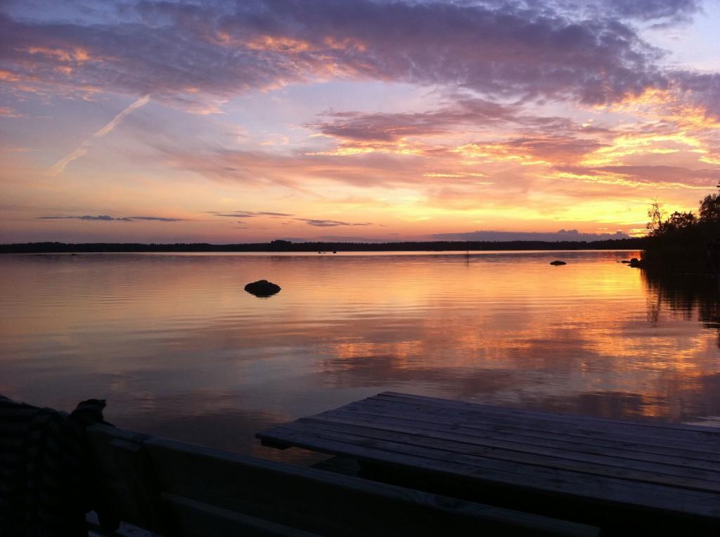 Västlandasjön