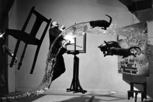 Övertygelse utklassar tydlighet, Dali Atomicus, 1941