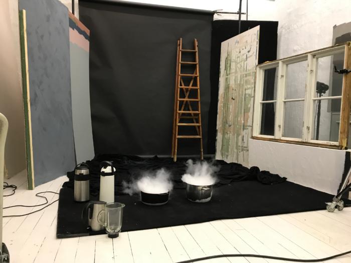 Bildkomposition, rummet